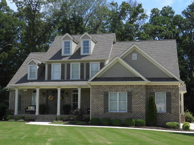 Ooltewah Single Family Home For Sale: 7468 Good Earth Cir