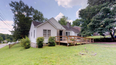 Chattanooga Single Family Home Contingent: 1422 Greenwood Rd
