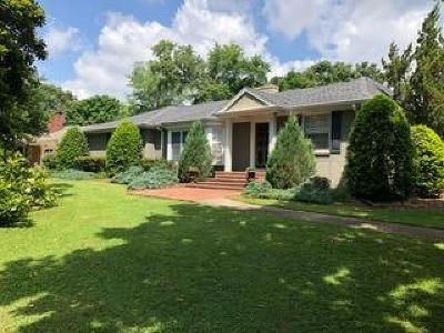 Chattanooga Single Family Home Contingent: 1705 Carroll Ln