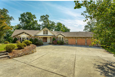 Soddy Daisy Single Family Home For Sale: 3538 Lee Pike