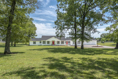 Chickamauga Single Family Home For Sale: 1979 Glass Mill Rd