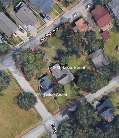 Chattanooga Residential Lots & Land For Sale: 201 Baker St