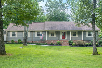 Englewood Single Family Home Contingent: 171 County Rd 574