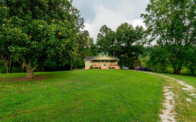 Rising Fawn Single Family Home For Sale: 4243 Cloverdale Rd