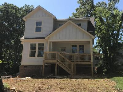 Chattanooga Single Family Home For Sale: 905 Overman St