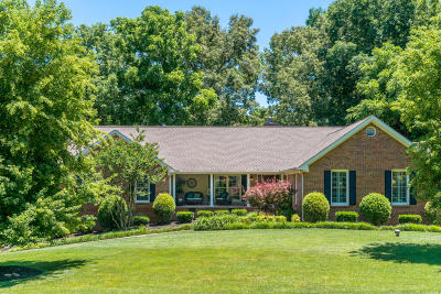 Ooltewah Single Family Home For Sale: 8300 Waters Bend Ln