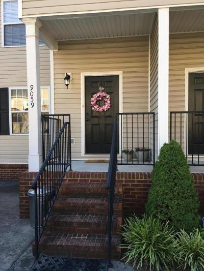 Ooltewah Townhouse Contingent: 9059 Haileys Pond Dr