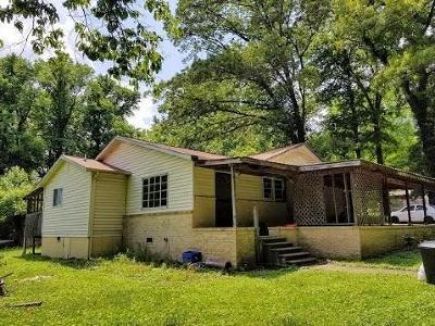 Roane County Single Family Home Contingent: 108 Graves Ln