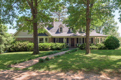 Lookout Mountain Single Family Home Contingent: 586 Payne Chapel Rd