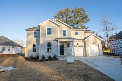 Chattanooga Single Family Home For Sale: 1772 Holly Oak Ln