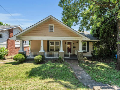 Chattanooga Single Family Home Contingent: 116 S Seminole Dr