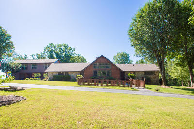 Soddy Daisy Single Family Home Contingent: 694 Soddy Bluff