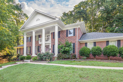 Chattanooga Single Family Home For Sale: 4726 Buckingham Dr