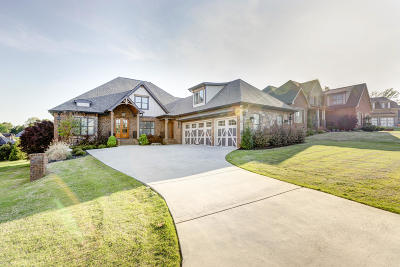 Ooltewah Single Family Home For Sale: 8054 Hampton Cove Dr
