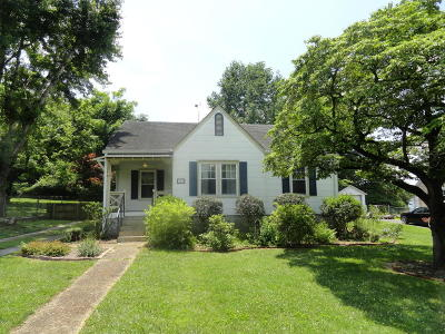 Chattanooga TN Single Family Home Sold: $174,450