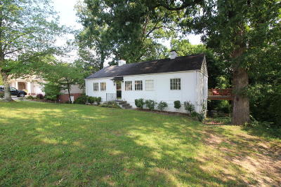 Chattanooga Single Family Home For Sale: 1009 E Dallas Rd