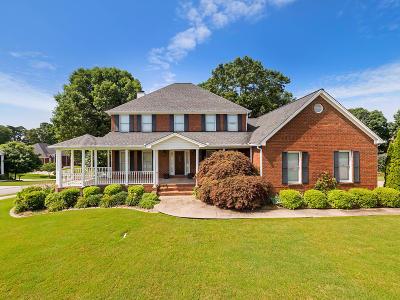 Chattanooga Single Family Home For Sale: 7502 Tee Way Cir