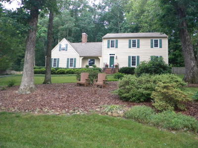 Signal Mountain Single Family Home Contingent: 506 Hathaway Dr