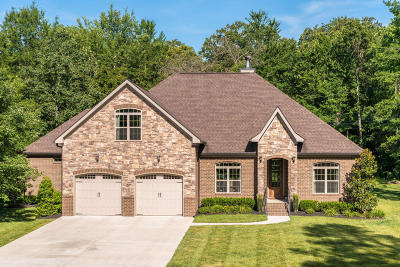 Chattanooga Single Family Home For Sale: 2137 Peterson Dr
