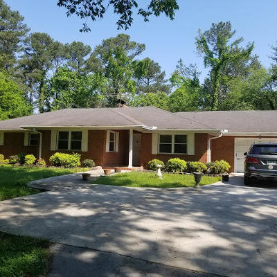 Chattanooga Single Family Home For Sale: 393 Shallowford Rd