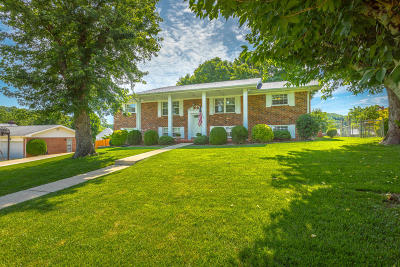 Chattanooga Single Family Home Contingent: 2508 Sharron Dr