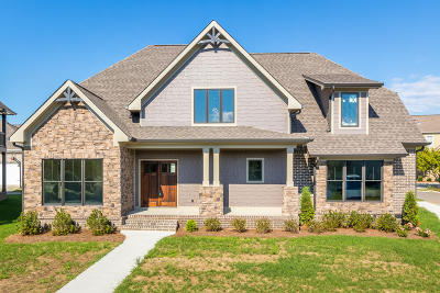Ooltewah Single Family Home For Sale: 8508 Winter Refuge Way #Lot 165