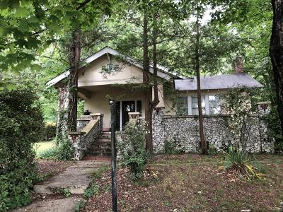 Chattanooga Single Family Home For Sale: 3554 Dodson Ave