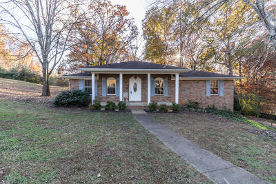 Chattanooga Single Family Home For Sale: 8206 Pinecrest Dr
