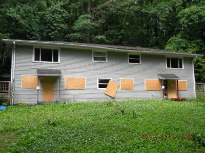 Chattanooga Multi Family Home For Sale: 3307 Lamar Ave