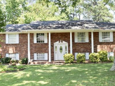 Chattanooga Single Family Home For Sale: 3608 Wiley Ave