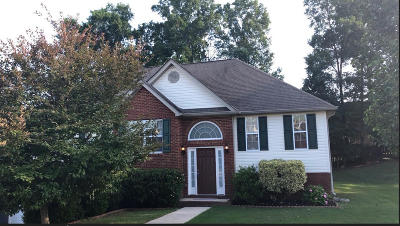 Ringgold Single Family Home Contingent: 59 Boxwood Dr