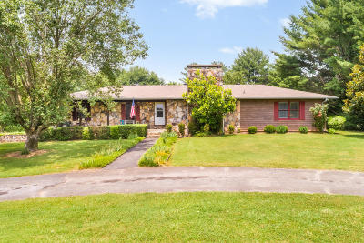 Cleveland Single Family Home For Sale: 273 Wilson Ln