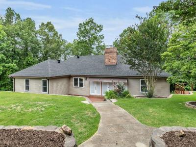Marion Single Family Home For Sale: 455 Riverbend Dr