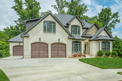 Hixson Single Family Home Contingent: 437 Heartfield Ct