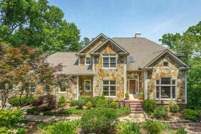 Chattanooga Single Family Home For Sale: 7400 River Ridge Dr