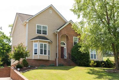 Ringgold Single Family Home For Sale: 662 Wisley Way