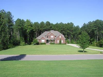 Ringgold Single Family Home For Sale: 520 Classic Tr