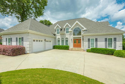 Chattanooga Single Family Home For Sale: 5709 Laurel Ridge Rd