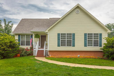 Ooltewah Single Family Home Contingent: 6165 Pringle Dr