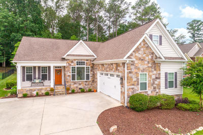 Ooltewah Single Family Home For Sale: 7850 Stepping Stone Ln
