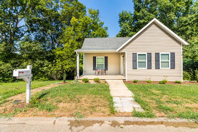 Chattanooga Single Family Home For Sale: 1303 Hamilton Ave