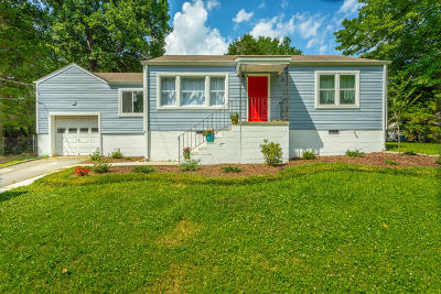 Chattanooga Single Family Home Contingent: 113 Hill Rd