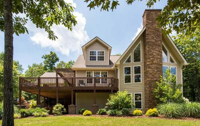 Ooltewah Single Family Home Contingent: 10001 Runyan Hills Ln