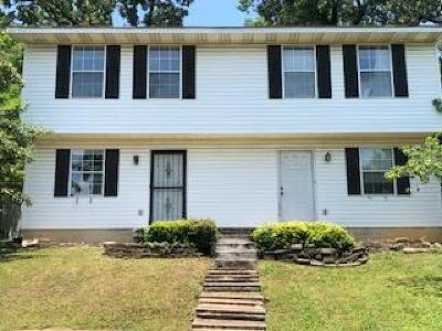 Chattanooga Multi Family Home Contingent: 3833 N Terra Rd