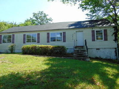 Chattanooga Single Family Home For Sale: 3613 Weldon Dr