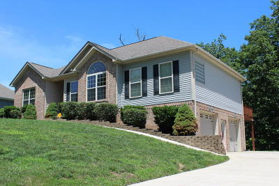 Soddy Daisy Single Family Home For Sale: 1856 Hardwood Ln