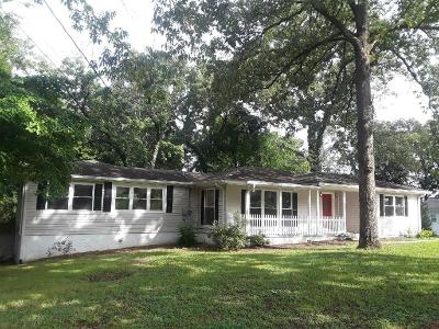 Chattanooga Single Family Home For Sale: 1361 N Concord Rd