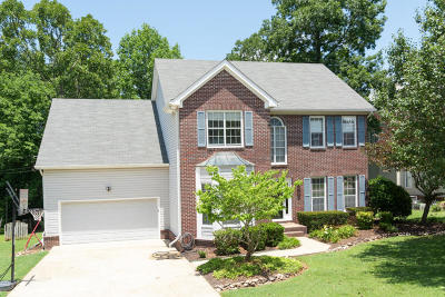 Chattanooga Single Family Home Contingent: 8411 Brandermill Ln