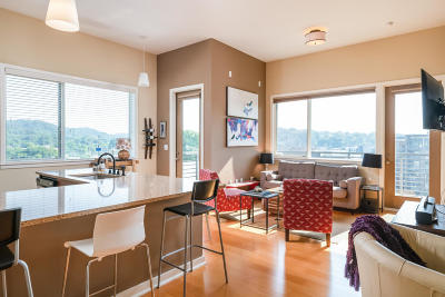 Chattanooga Condo For Sale: 200 Manufacturers Rd #717