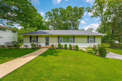 Chattanooga Single Family Home For Sale: 815 Munro Rd